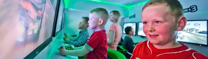 blackpool kids birthday party entertainment