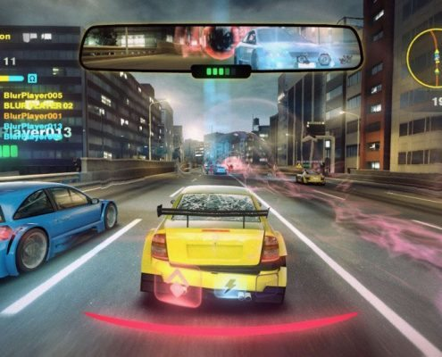 racing game party