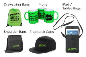 iBox party bags