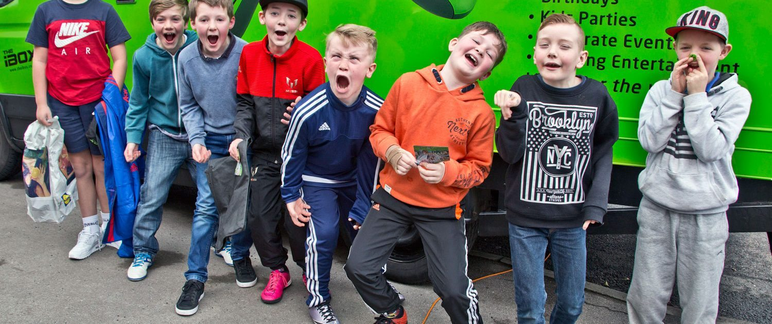 childrens parties bolton
