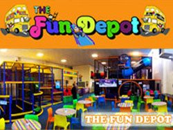 Ashton under Lyne - The Fun Depot