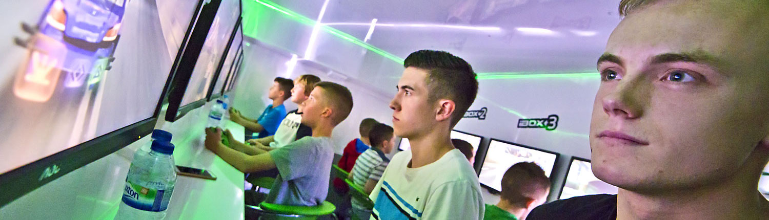 Manchester Xbox Party Bus Venues In Stockport Ashton Eccles