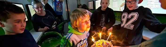 preston birthday party entertainers