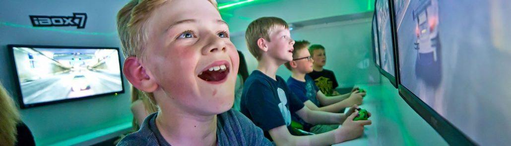 preston birthday party ideas for boys