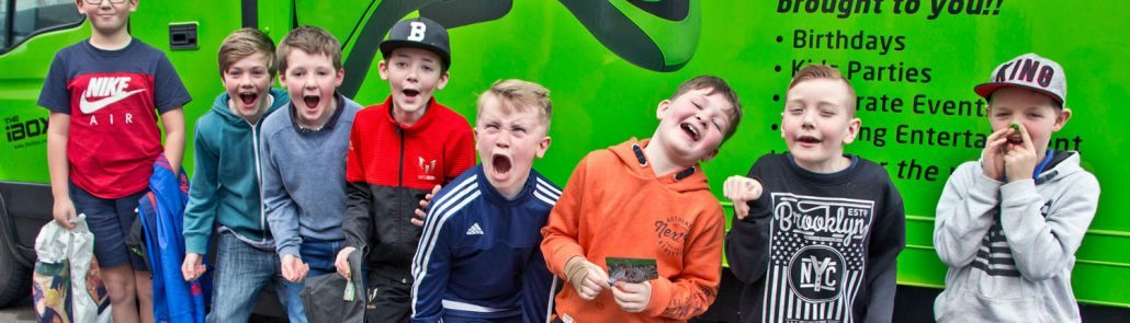 bolton ideas for childrens parties