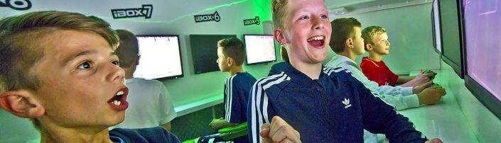 macclesfield xbox party