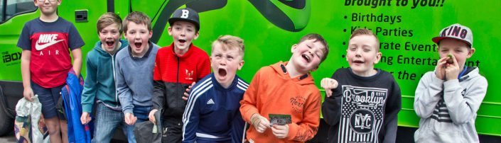ormskirk ideas for childrens parties