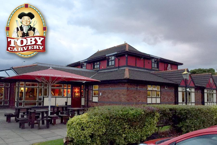 Toby Carvery Chadderton Oldham iBox Party