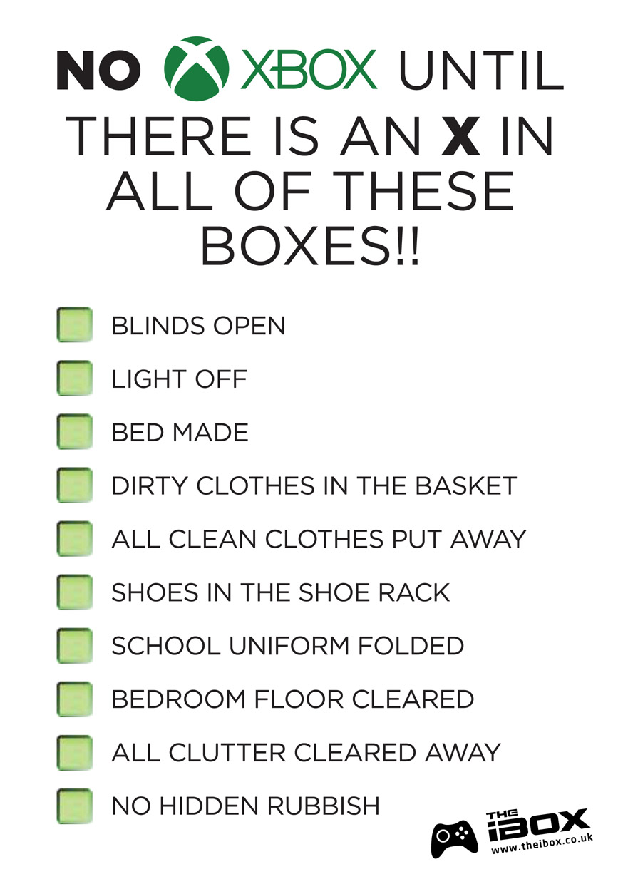 iBox keep your room tidy
