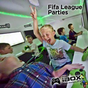 fifa kids birthday party ideas