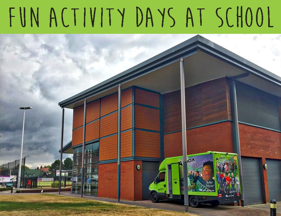 fun school activities day ideas