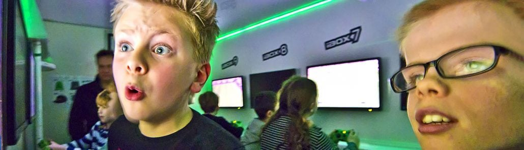 sheffield great ideas for kids parties