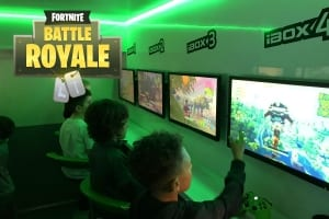 manchester fortnite party