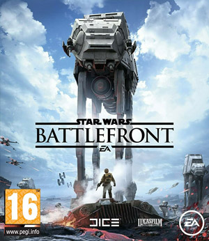 star wars battlefront party
